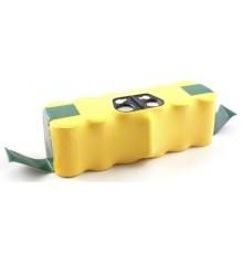 Náhradní nový akumulátor - baterie pro iRobot Roomba 14.4V - 3300mAh - NiMh - 500 - 510 - 530 - 581