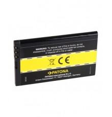 Nová náhradní baterie BL-4U - Nokia - 3.7V - 1200mAh - 1ks - nabíjecí akumulátor