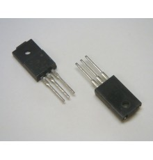2SD1273 - Si-N, Hi-beta, 80V, 3A, 40W, 50MHz, B>500,=2SD1259