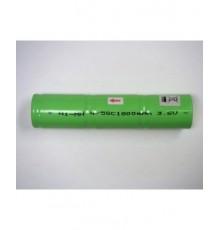 Náhradní baterie 4/5Sub-C - 3.6V/2.0Ah - NiMh - pack - pro svítilny EMOS
