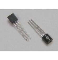 BC327-16 - Si-P, NF-Tr, 50V, 0.8A, 0.625W, 100MHz, B=250