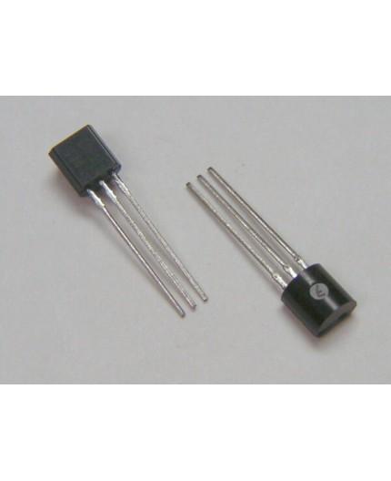 BC546A - Si-N, Uni, 80V, 0.1A, 0.5W, 300MHz, B=110 - 220
