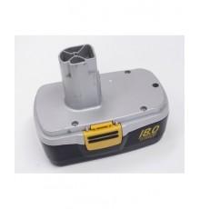 Mac Allister baterie - náhradní akupack, velikost SC, NiCd, 18V/1500mAh - SC1500SCK