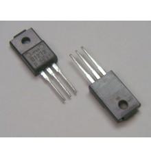 BU1508DX - PHILIPS - Si-N+Di, CTV-HA, 1500/700V, 8A, 35W, 0.6µs, 16kHz