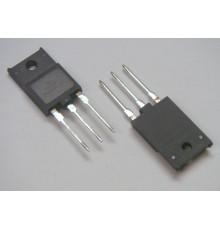 BU2527DX - Si-N+Di, CRT-HA, 1500V, 12A, 45W, 0.2µs, 64kHz,B>7