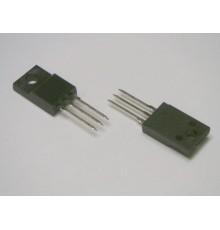 STP4NC60FP - MOS-N-FET-e, V-MOS, Iso, 600V, 4.2A, 35W, 2R, 19ns
