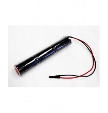 Baterie - akumulátor pro nouzové osvětlení - 3.6V/2500mAh - NiCd - HT | NS-2500CH