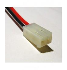 Baterie - akumulátor pro nouzové osvětlení s konektorem - 6V/1500mAh - NiCd - HT - NS-1500SCH