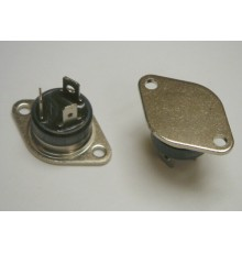 BTA25/600B - Triak - Triac, 600V, 25A (Tc=65°C), Igt/Ih=<80/<80mA