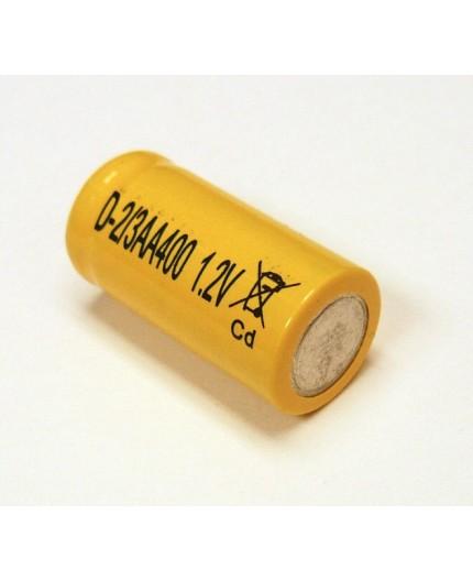 Akumulátor - baterie 2/3 AA - 1.2V/400mAh - NiCd | NS-2/3AA400