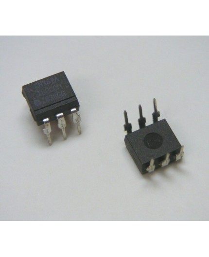 CNX62A - 1*Optočlen, LED/TRANZISTOR, Uiz=5.3kV, If=10mA, Uce=50V, 150%, 3µs
