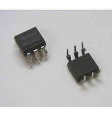 CNX82A - 1*Optočlen, LED/TRANZISTOR, Uiz=5.3kV, If=100mA, Uce=50V, 40%, 3µs