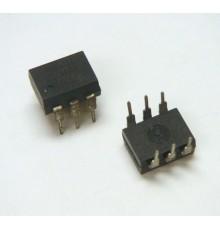 CNY17-2 - 1*Optočlen, LED/TRANZISTOR, Uiz=5.3kV, If=60mA, Uce=32V, 125%, 5µs
