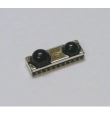 HSDL3612 - Infrapřijímač + infarvysílač, 2.7 - 5.2V, 2.5mA, 115.2kb/s
