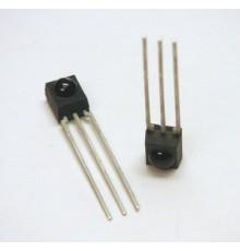 TSOP34836 - Infrapřijímač + předzesilovač, 36kHz, 5V, 5mA