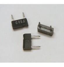 ICP-F25 - pojistka, 1.0A, 50V, rychlá, do PS