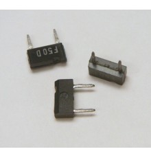 ICP-F75 - pojistka, 2.7A, 50V, rychlá, do PS