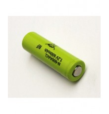 Akumulátor - baterie AA - 1.2V/600mAh - NiCd   N-600AACL