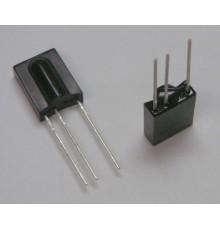 TSOP1736 - Infrapřijímač + předzesilovač, 36kHz, 5V, 5mA