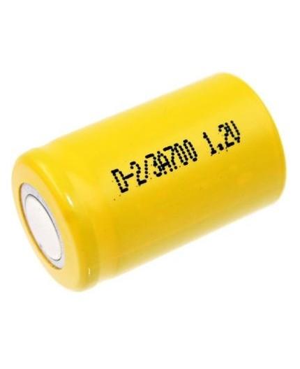 Akumulátor - baterie 2/3 A - 1.2V/700mAh - NiCd | NS-2/3A700