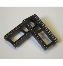 DIL 32 patice pro integrovaný obvod 2 x 16 pinů, 2.54mm, 32 pinů