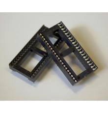 MDIL 40 - patice pro integrovaný obvod 2 x 20 pinů, 1.778mm, 40pinů
