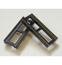 MDIL 52 - patice pro integrovaný obvod 2 x 26 pinů, 1.778mm, 52 pinů