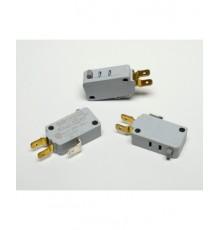 MS098 - mikrospínač bez páčky, HONEYWELL, 240V, 10A, 4.8mm