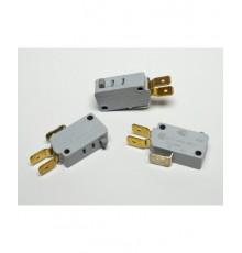 MS101 - mikrospínač bez páčky, HONEYWELL, 240V, 10A, 6.3mm