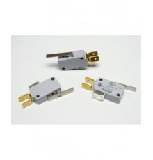 MS102 - mikrospínač s páčkou délky 25mm, HONEYWELL, 240V, 10A, 6.3mm
