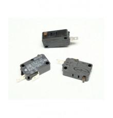 MS207 - mikrospínač bez páčky, spínač, 240V, 16A, 4.6mm