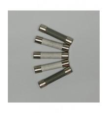 AF027L -  keramická pojistka 12A zpožděná - 6.3*32mm