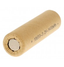 Akumulátor - baterie Heter 18650, 3.2V/1400mAh, LiFePO4