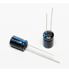 Elektrolytický kondenzátor, 220uF, 35V, 8*11mm