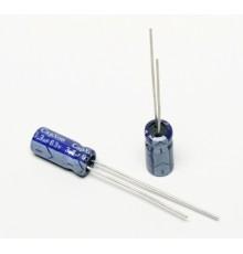 Elektrolytický kondenzátor, 3.3uF, 63V, 5*11mm