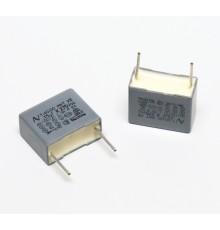 Fóliový kondenzátor, 150nF, 275V/50Hz, RM22.5mm