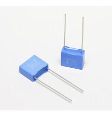 Fóliový kondenzátor, 47nF, 275V/50Hz, RM10mm