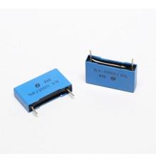 Impulsní kondenzátor, 1.0nF, 2000V, RM22mm