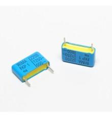 Impulsní kondenzátor, 2.2nF, 1250V, RM15mm