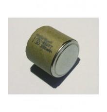 Akumulátor - baterie 1/2 C - 1.2V/850mAh - NiCd | AP1/2C-850P