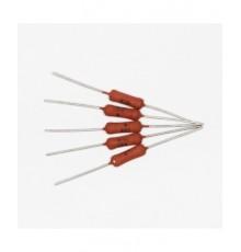 1K0/2W - metalizovaný rezistor, 2W, ±5%, 0414