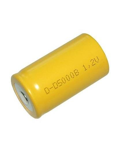 Akumulátor - baterie D - 1.2V/5000mAh - NiCd | NS-5000DI