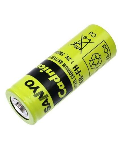 Akumulátor - baterie F - 1.2V/7000mAh - NiCd - HT | KR-7000FH