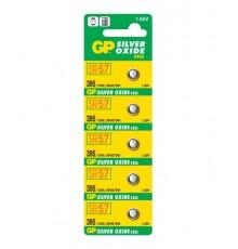 Baterie 395 VARTA - Low Drain - knoflíková - oxid stříbra - 1ks blistr