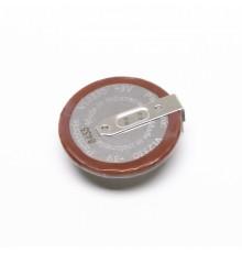 Baterie Panasonic VL2330, 3V, knoflíková s vývody, lithiová