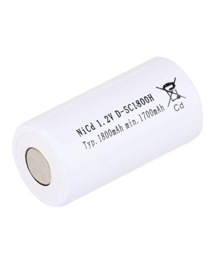 Akumulátor - baterie SC - 1.2V/1800mAh - NiCd - HT | NS-1800SCH