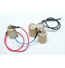 Složená baterie zakončená vodičem, velikost SC, NiMh, 4.8V/3000mAh - HHR-30SCP