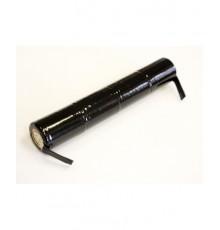 Složená baterie s vývody - velikost 4/5SC - 4.8V/1400mAh - NiCd | NS 4/5SC1400 - D 4/5SC 1400