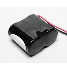 Baterie - akumulátor pro nouzové osvětlení, 2.4V/4000mAh, NiCd, HT - NS-4000DH