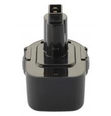 Náhradní nový akumulátor - baterie pro DeWALT - 12V - 3300mAh - NiMh - DE9071 - DW9072 - DW9074